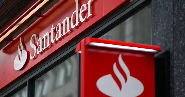 XRP Flotas en el Banco Santander